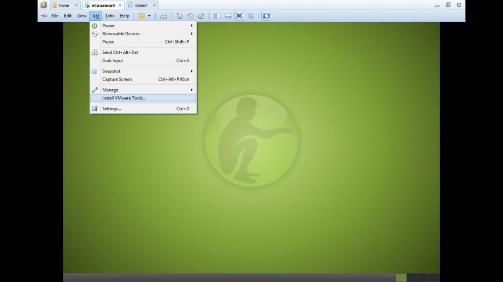 vmware-tools