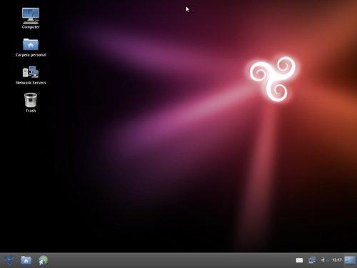 kvm-desktop-trisquel