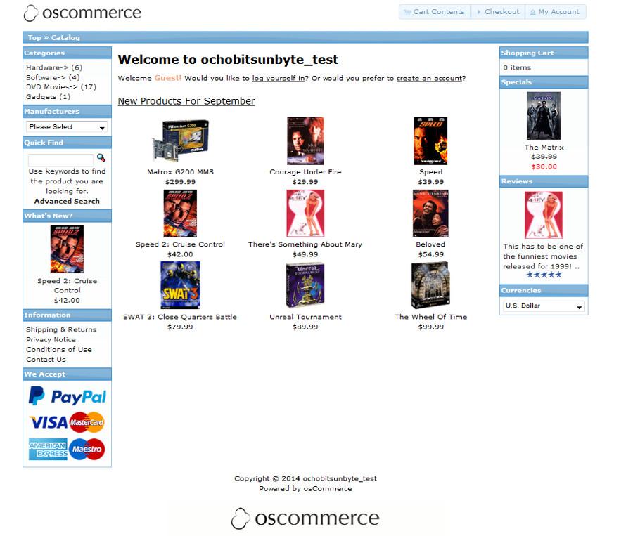 osCommerce-7