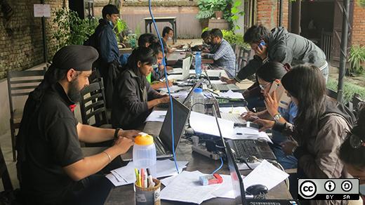 OpenStreetMap-Nepal