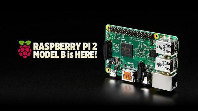 RaspBerry Pi-1