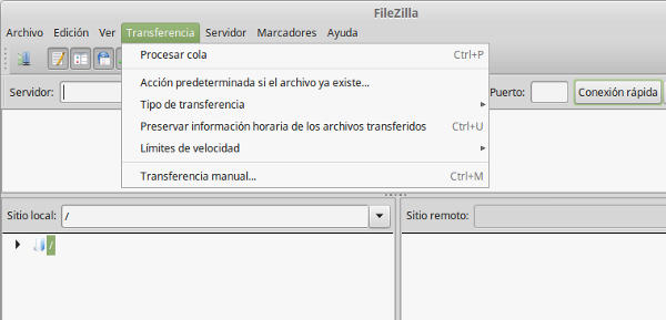 filezilla-linux-mint-transferencia
