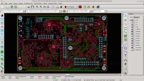 KiCad-Pcbnew-OpenGL