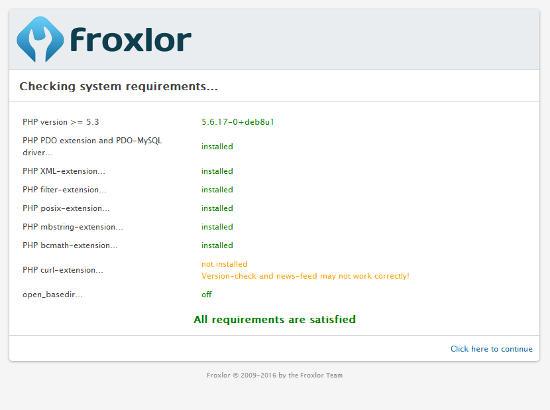 froxlor-install-002