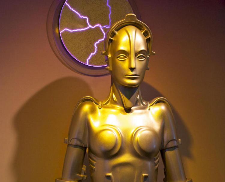 """Maria de la película """"Metropolis"""""""