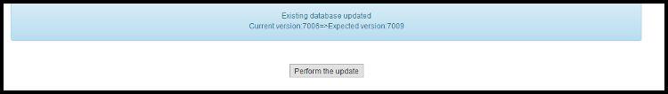 Actualiza la base de datos