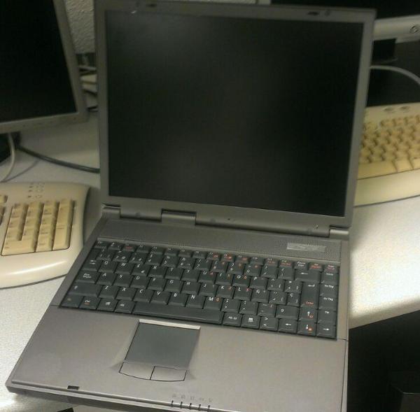 Fotografía ASUS Laptop