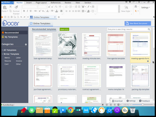 Suite ofimática WPS Office 2016