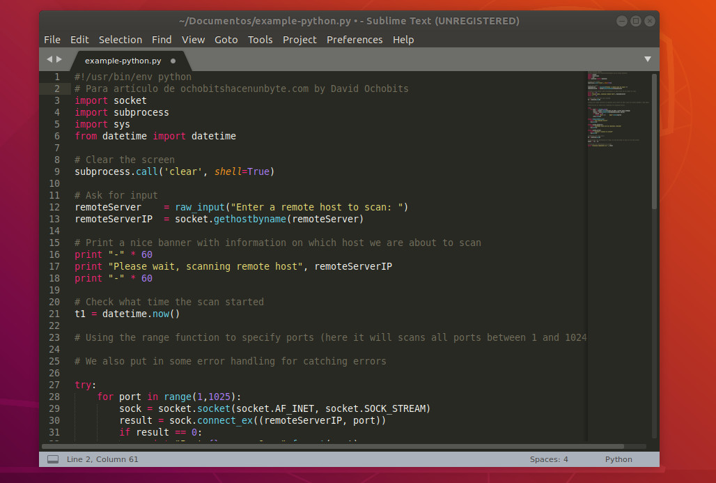 descargar sublime text 3 para ubuntu